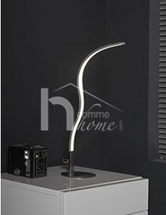 belle lampe poser pour lumi re douce et tamis e. Black Bedroom Furniture Sets. Home Design Ideas