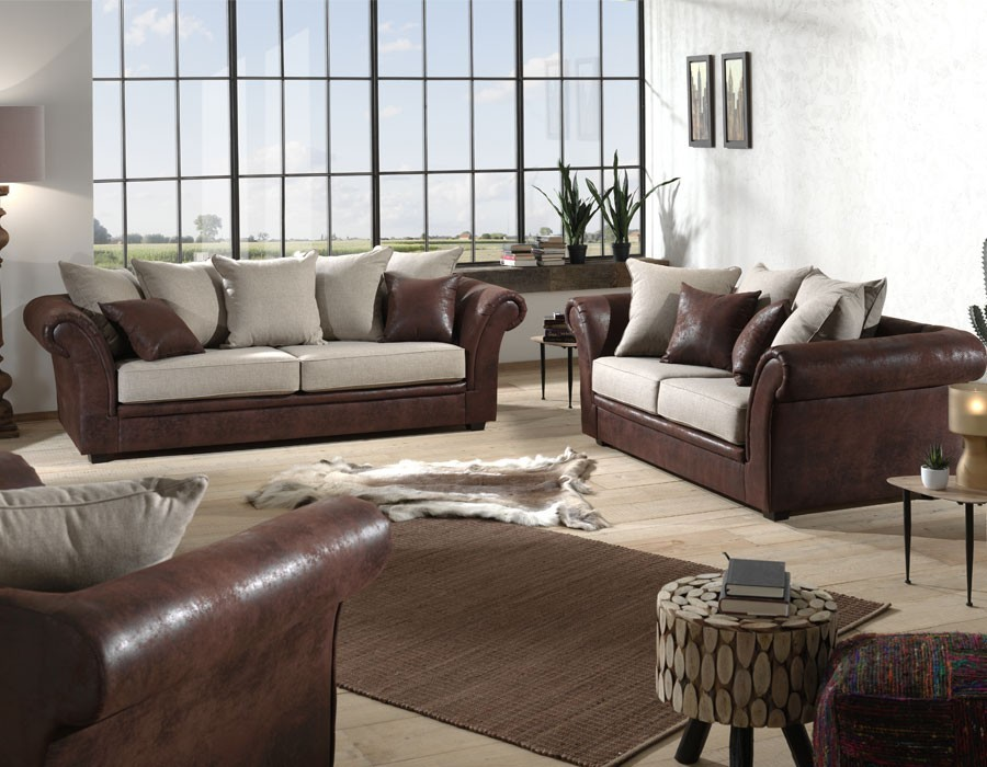 canap marron interesting canap club cuir de luxe articles with canape cuir vieilli marron tag. Black Bedroom Furniture Sets. Home Design Ideas