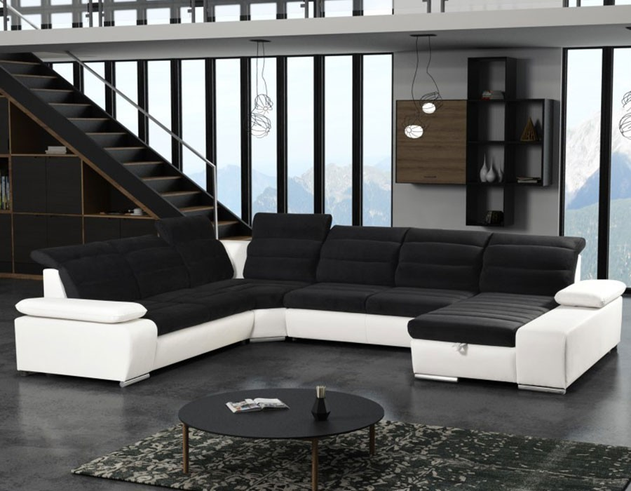 canap d angle convertible confortable cheap canape convertible design et confortable vendre. Black Bedroom Furniture Sets. Home Design Ideas