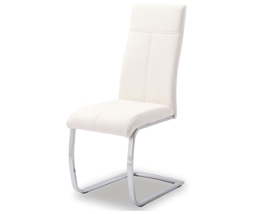 chaise blanche design - Chaise Blanche Design