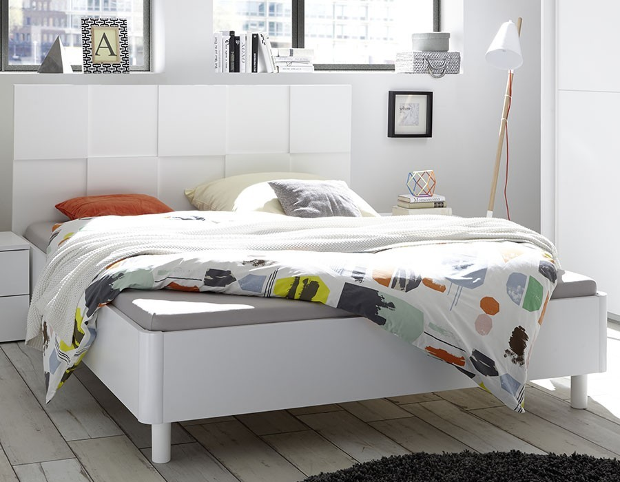 Chambre Complete Adulte Blanc Design Hcommehome