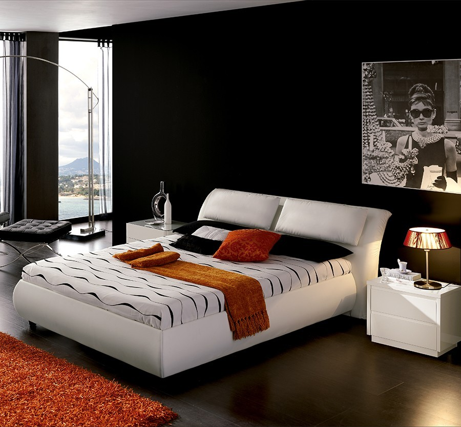 lit modulable adulte lit en simili cuir brun x cm with lit modulable adulte conforama chambre. Black Bedroom Furniture Sets. Home Design Ideas