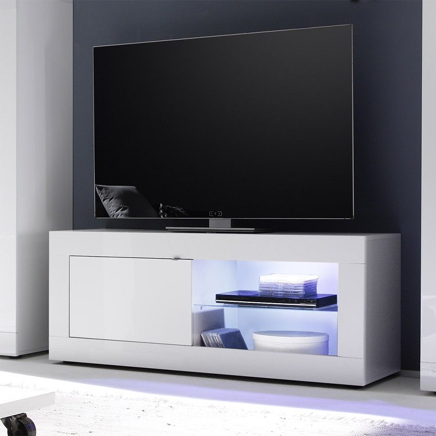 Meuble Tv Design But Stunning Meuble Tv Led Bois With Meuble Tv  # Meuble Tv A Roulettes Chloe Design