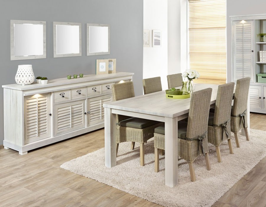 Table Salle A Manger Bois Blanc - Best Salle A Manger Bois Blanc Vieilli Pictures Awesome Interior Home satellite delight us