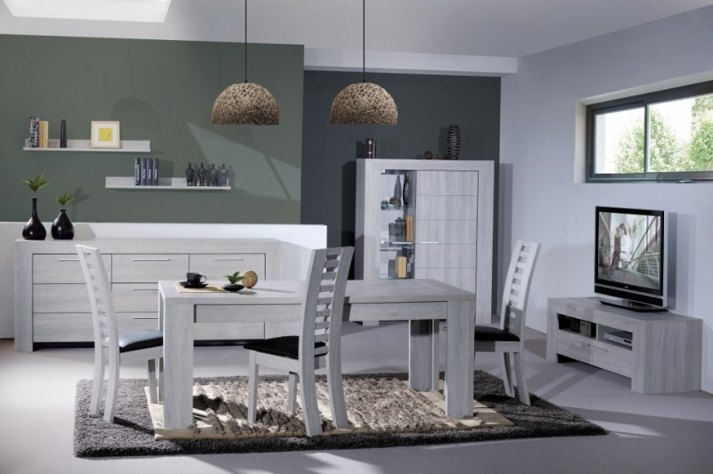finest gallery of table de salle manger lutece avec. Black Bedroom Furniture Sets. Home Design Ideas