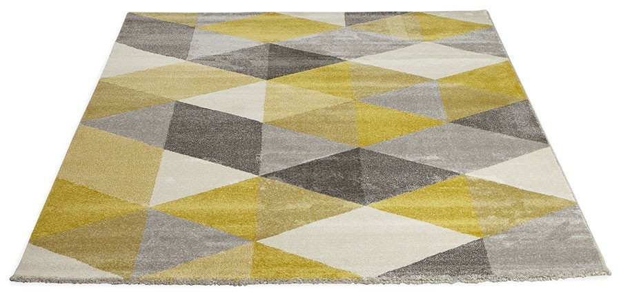 carrelage design tapis jaune moutarde moderne design. Black Bedroom Furniture Sets. Home Design Ideas